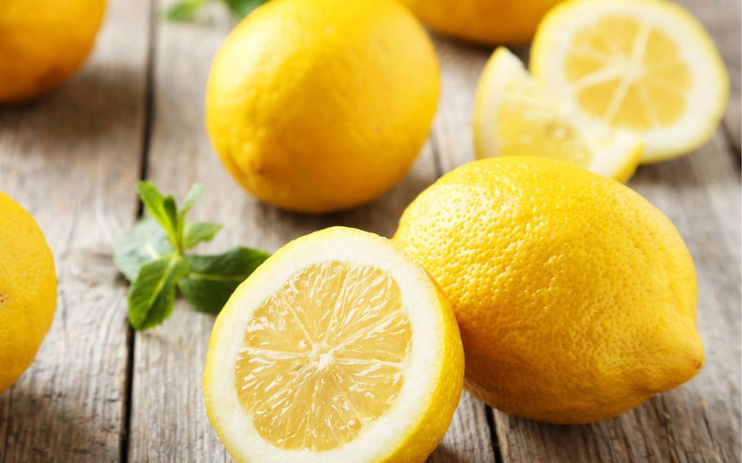 Aceite esencial de limón: vitalidad y positivismo en unas pocas gotas