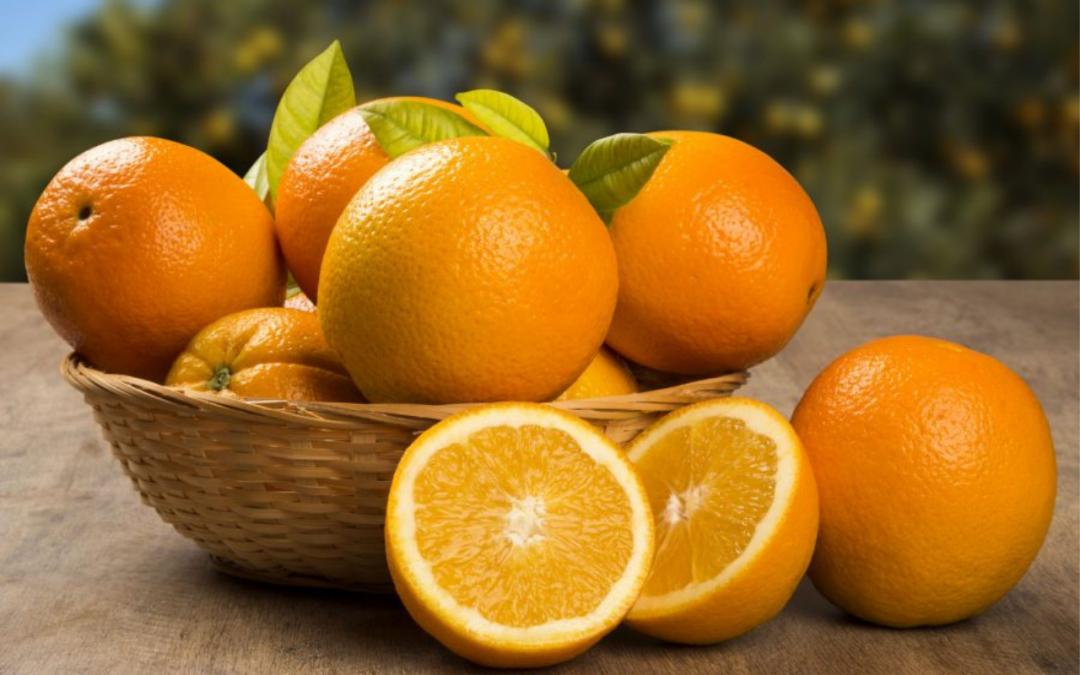 Naranja Dulce: una explosión de frescor y energía