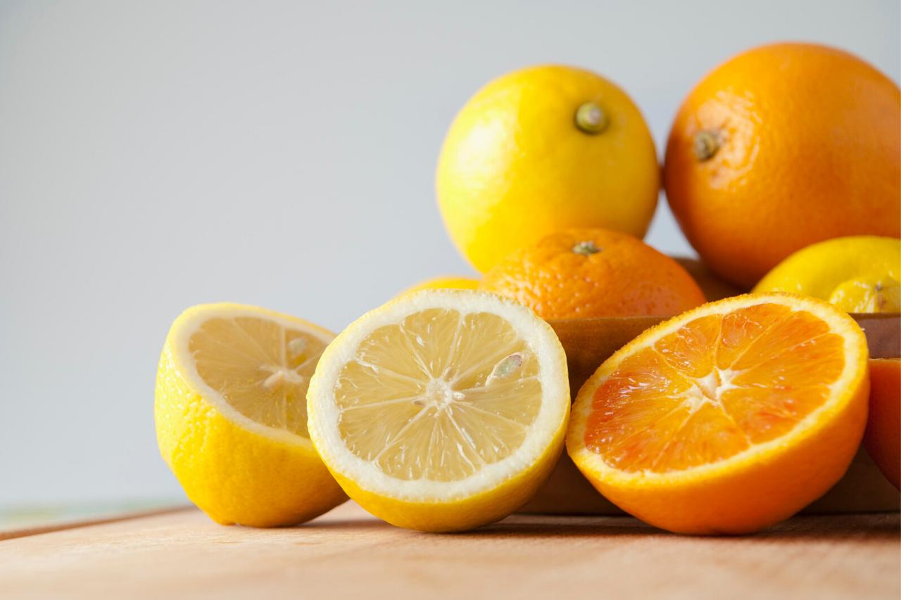 Dúo Vitalidad Cítrica: aceites esenciales para animarte