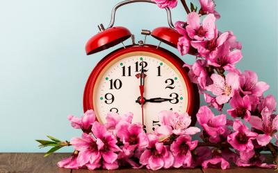 ¿Preparada para el cambio de hora? Adáptate mejor a tu nuevo horario con los aceites esenciales