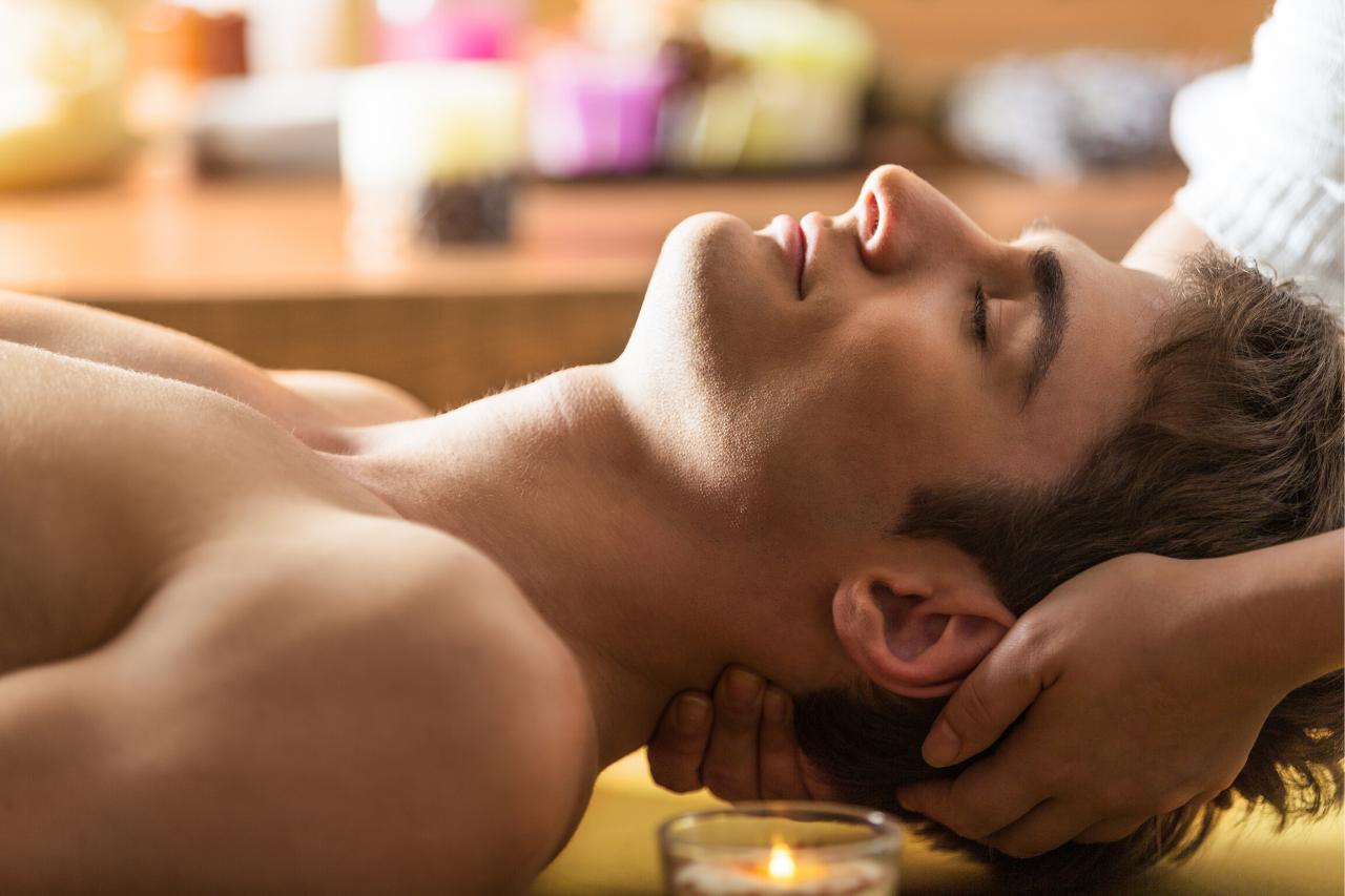 La aromaterapia más masculina