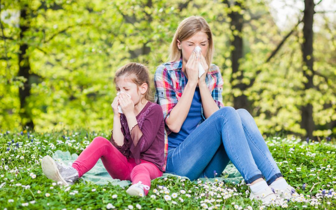 Dile Adiós a la Alergia con Plant Be