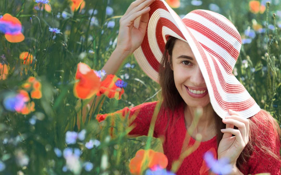 Aceites Esenciales para la Primavera